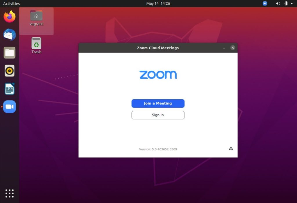 zoom-linux